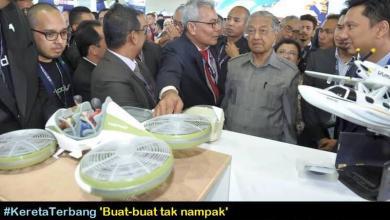Photo of Tulah `kereta terbang' bawa penghujung karier politik Pak Wan