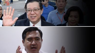 Photo of Guan Eng Pengerusi DAP, Anthony Loke SU Agung?