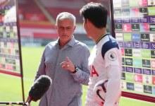 Photo of Mourinho 'menyampuk' temu bual BBC bersama Son Heung-min