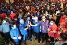 Photo of Hamzah Zainudddin isytihar GRS menang PRN Sabah