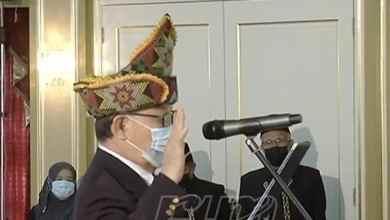 Photo of Selepas dilantik Timbalan KM Sabah, Jeffrey Kitingan letak jawatan