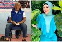 Photo of Zizie Izette didakwa positif Covid-19 selepas hadir PRN Sabah