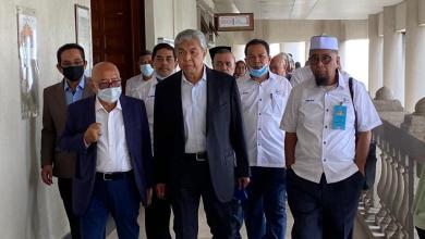 Photo of Zahid Hamidi tunggu keputusan kedua ujian kesihatan Covid-19