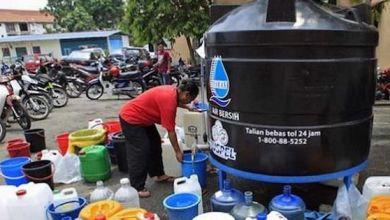 Photo of Bekalan air: Hampir 22 peratus kawasan sudah pulih