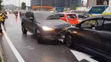 Photo of Pemandu Volvo lawan arus: Bukan mabuk, tapi tengah khayal dadah