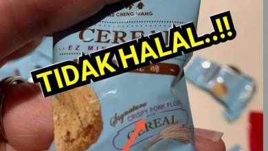 Photo of Produk bijirin ada babi, pengguna Islam dinasihat baca label