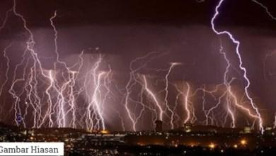 Photo of Awas ribut petir 9 malam ini