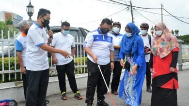 Photo of Ambil iktibar hari Tongkat Putih Sedunia – Raja Muda Perlis