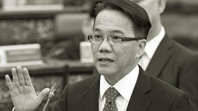 Photo of Pemergian Vui Keong, beberapa pemimpin zahir kesedihan