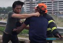 Photo of Lelaki tumbuk bomba dipenjara 6 bulan, denda RM6,000