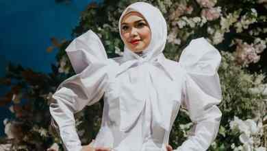 Photo of Siti Nurhaliza tunai hajat sebelum berehat