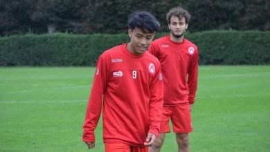 Photo of Luqman diserap ke dalam skuad utama KV Kortrijk