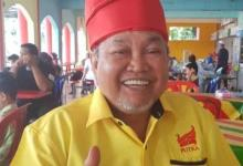 "Photo of ""Bola di kaki Muhyiddin"" – Ibrahim Ali"
