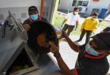 Photo of Instep hasilkan baja kompos daripada sisa makanan demi kelestarian alam