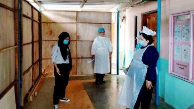 Photo of NGO bantu bina dua bilik pengasingan Covid-19 di Hospital Beluran