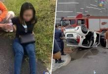 Photo of Pemandu wanita sebabkan kematian dipenjara 6 tahun, denda RM8,000