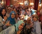 Titiek Soeharto Terharu Saat Menyaksikan The Power Of Rabu Biru