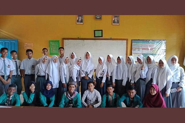 Ormawa IAI Asadiyah Lakukan Sosialisasi ke SLTA di Kabupaten Soppeng