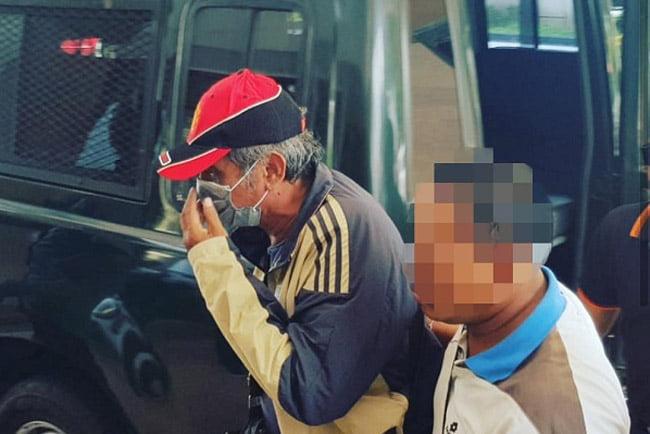 Buronan Kejati NTB Ditangkap di Bandung