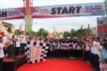 Danrem 071/Wk Hadiri Millennial Road Safety Festival Polres Tegal