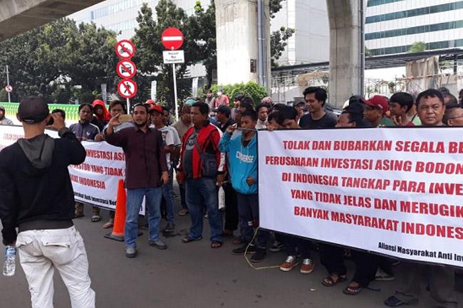 AMAIB Minta Polri Usir Investor Asing GCG Asia dari Indonesia