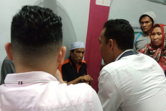 Terlibat Korupsi, Mantan Bupati Kotabaru Dieksekusi Kejari Kotabaru
