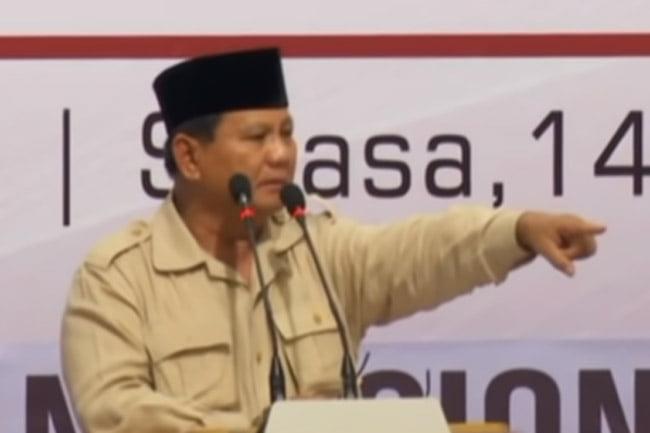 Perlawanan dan Surat Wasiat Prabowo, sebuah Opini Hersubeno Arief