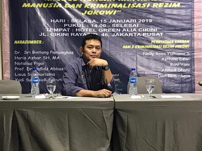 Untuk Menegakkan Kedaulatan Rakyat, Jokowi Harus Digulingkan. Oleh: Yudi Syamhudi Suyuti,