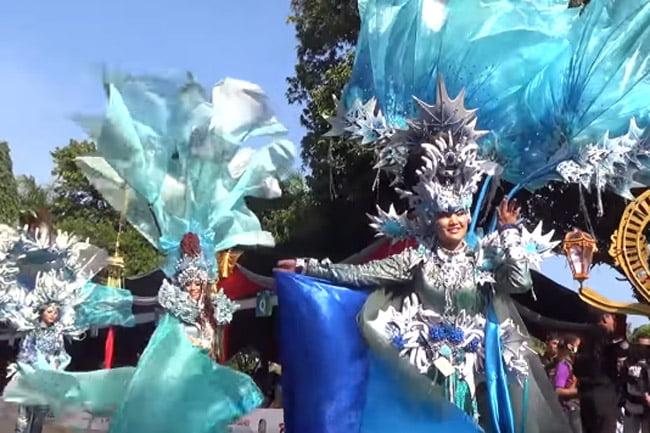 Menteri Pariwisata Puji Penyelenggaraan Banyuwangi Ethno Carnival 2019