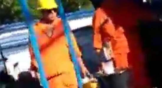 Video Buruh Kasar TKA Cina di Pembangunan PLTU Sulbagut-1 Gorontalo