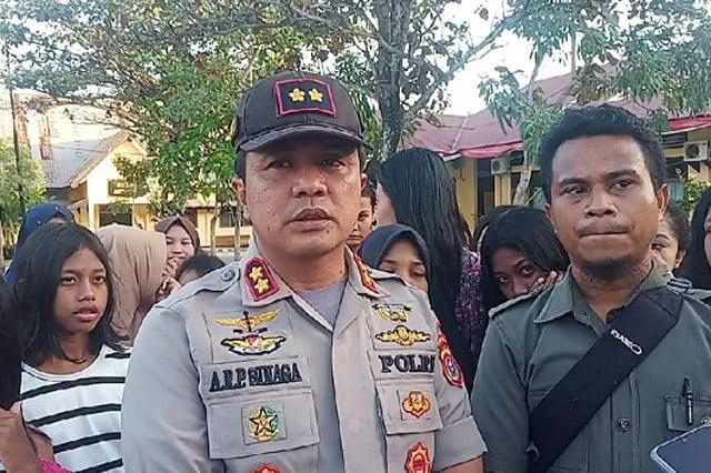 Idolakan Kapolres, Milenial Muna Bentuk Sahabat Agung Ramos Community