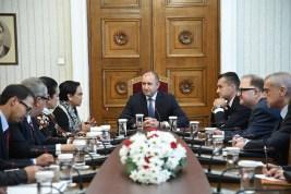 Menlu Kenalkan Budaya Indonesia Kepada Masyarakat Bulgaria