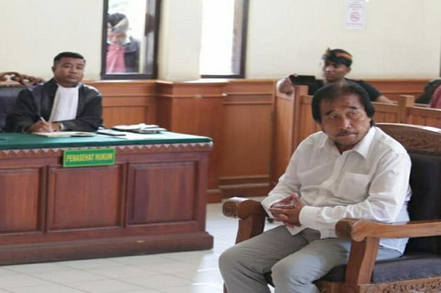 Pemilik Hotel Kuta Paradiso Bali Disidang Karena Keterangan Palsu