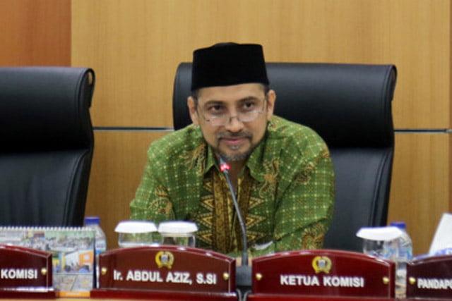Ketua Komisi B: Kontroversi DWP, Semua Berhak Menyuarakan Aspirasi