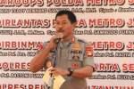 Kapolda Metro Jaya Pimpin Serah Terima Jabatan