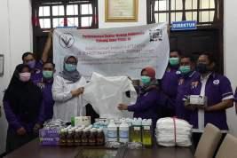 PDHI Cabang Jatim IV Serahkan Donasi ke RSUD Blambangan