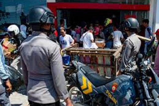 Kelompok Anarko Rencanakan Penjarahan di Jawa dan Kalimantan Pada 18 April