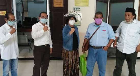 Sidang Pertama Yudi Negara Rakyat Nusantara Ditunda, Diduga Karena Koordinasi Berantakan