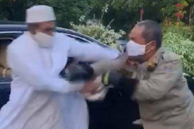 HRS Center: Pemukulan Habib Umar Assegaf Contoh Buruknya Budaya Hukum Aparat