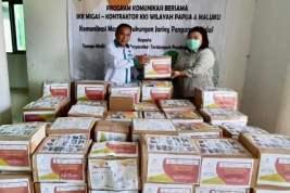 SKK Migas Pamalu Beri Pengaman Sosial ke Organisasi Keagamaan di Wilayah Sorong