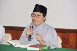 Meneguhkan Militansi Islam. Opini Irfan S Awwas