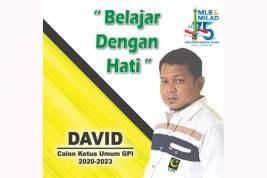 David Pemuda Minang Mencalonkan Diri Jadi Ketua Umum PP GPI