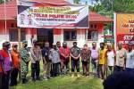 Bawaslu Manokwari Dukung Deklarasi Kampung Tolak Politik Uang