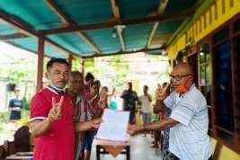 Ikatan Keluarga Besar Ramardori Nyatakan Sikap Dukung Naomi Piet