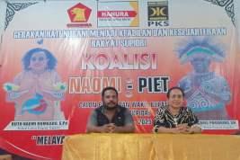 Relawan Naomi Piet Sebut KPUD Supiori Tidak Profesional dan Konsisten