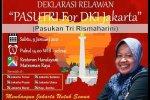 Pasukan Tri Rismaharini Akan Deklarasikan PASUTRI For DKI Jakarta