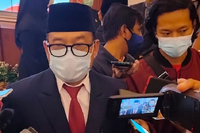 Ir H Mujiono MM Jadi Plh Bupati Banyuwangi