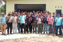 FW-LSM Kalbar Gelar Rakor di Vila Gunung Poteng Singkawang