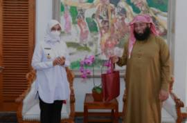 Ulama Masjidil Haram Berkunjungan ke Kabupaten Banyuwangi