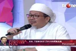 Ustad Tengku Zulkarnain: Bintang ILC Yang Cerdas dan Tegas